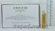 Creed Irisia Sample vial Iris Bergamot Violet Amber Tubereuse Discontinued