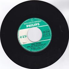 JOHNNY HALLYDAY-PHILLIPS 432.739 45 ROCK FRENCH EP MADISON TWIST NO COVER  VG+