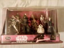Star Wars Deluxe Figurine Playset - The Force Awakens : 10 Figurines
