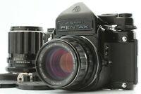 【EXC+5】 Pentax 6x7 TTL Mirror up + SMC T 105mm f2.4 + Macro T 135mm f4 From JPN