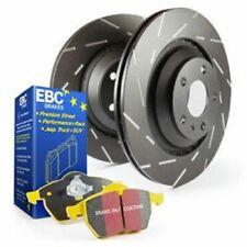 """EBC Brakes S9KR1275 Rear Yellowstuff Brake Pad and USR Rotor Kit - 12.1"""" Rotor"""