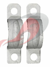 1997-2013 C5 C6 Corvette GM Rear Stabilizer Sway Bar Bushing Bracket Set Of 2