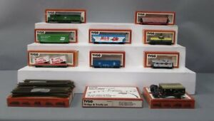 Tyco 7644 HO Scale Ready To Run Electric Train Set EX