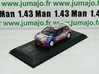 RD22B 1/43 IXO Direkt Rallye : CITROËN DS3 RRC Italy 2013 R.KUBICA/M.BARAN