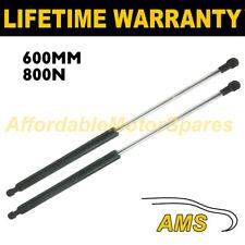 2X Universal postes a gas Springs Multi Fit Para Conversión Kit Para Coche 600 mm 60 cm 800N