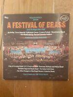 Various – A Festival Of Brass  MFP 50038 Vinyl, LP