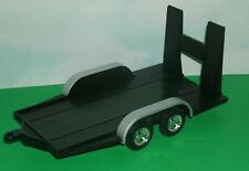 1/24 - 1/25 Scale Flatbed Tow Trailer Plastic Model Diorama Accessory - Maisto