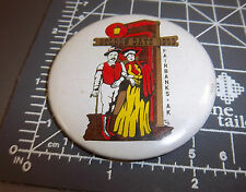 Golden Days Fairbanks Alaska 1993 Collectors Button, great collectible