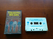 Talking Heads - More Songs About Buildings And Food Cassette Tape - 1978 OZ ROCK