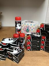 80s 90s Walt Disney World Soap Shampoo Hotel Amenities Mickey Mouse Collectible