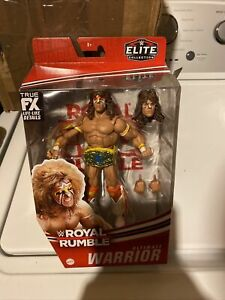 WWE Elite Ultimate Warrior Royal Rumble