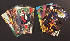SPIDEY #1 - 12 Comic Books COMPLETE Marvel Spider-Man DOC OCK Lizard +Poster NM