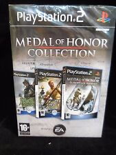 Medal of Honor Collection nuevo y precintado para playstation 2