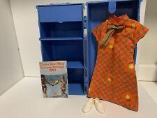 Pedigree Sindy Doll Steamer trunk  1960s