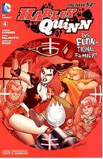 Harley Quinn 4 RRP Amanda Conner Jimmy Palmiotti NM-/NM FREE UK POST