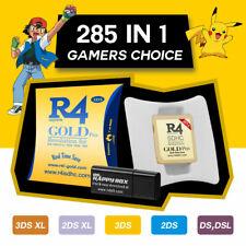 New 285 in 1 Nintendo DS Game Cartridge for 3DSXL 2DSXL DS Pokemon Mario 16GB