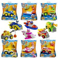 Deluxe vehicle and Mighty Pups Paw Patrol figurine - Assorted