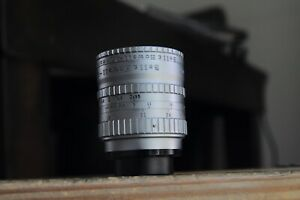 Angenieux 1 inch lens 25mm F0.95 C mount lens for Bolex H16