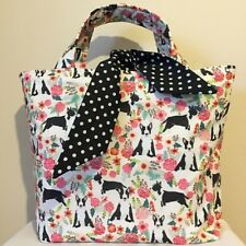 English Bull Terrier Dog Print Bag