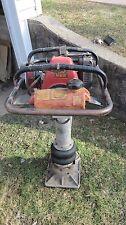 M-B-W Mbw ground pounder R270 Rammer Walk Behind Dirt Tamper