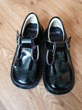 Kickers Black Girls Shoes Size Euro 26 Uk 8.5
