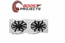 Mishimoto Aluminum Fan Shroud Kit for 2001-2005 Dodge Neon SRT-4 MMFS-NEO-01