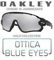 Occhiali da Sole Oakley 9290 19 JAWBREAKER HALO COLLECTION Sport Sunglasses NERO