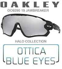 28bd0e05ae Occhiali da Sole Oakley 9290 19 JAWBREAKER HALO COLLECTION Sport Sunglasses  NERO