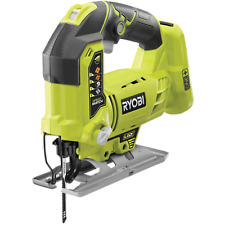 Ryobi power saws blades ebay ryobi one 18v cordless jigsaw skin only4 stage pendulum action and variable keyboard keysfo Choice Image