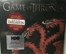 Game of Thrones: Complete 1st Season - Exclusive Best Buy House Targaryen DVD