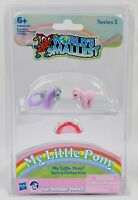 BLUE BELLE & COTTON CANDY World's Smallest My Little Pony - SERIES 1