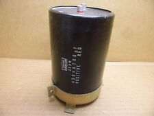 NIPPON CHEMI-CON CERW 450V4700uF POSITIVE RED ELECTROLYTIC CAPACITOR NOS