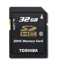 Toshiba 32 GB SDHC Speicherkarte