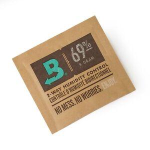 Boveda Humidipak 8 Gram Humidity Control 69% RH Pack of 10