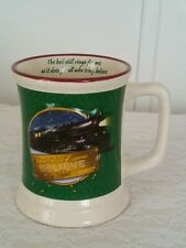 The Bell Still Rings For Me The Polar Express Believe Raised Ceramic Coffee Mug