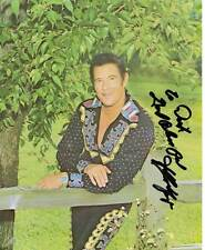 FREDDIE HART, SINGER AUTOGRAPHED SIGNED PHOTO (8X10) INSCRIBED  WITH COA