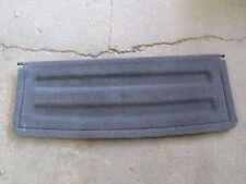 1993-2002 Camaro Firebird Trans am OEM Trunk Divider Panel Cover Grapphite 8B15