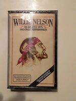 COLLECTOR'S EDITION Willie Nelson Greatest Hits CASSETTE Tape #2 Readers Digest