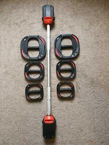🔥20kg Body Pump Set compatible with Les Mills Smart Bar 🔥+ 30kg 40kg options🔥