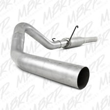 """MBRP Aluminized 4"""" Single Cat Back Exhaust System - Performance Series - S6108P"""