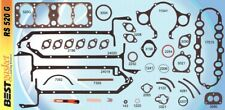 Ford 136 17-stud Flathead Full Engine Gasket Set/Kit BEST Head+Intake 1937-40