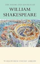The Poems and Sonnets of William Shakespeare by William Shakespeare (Paperback, 1994)