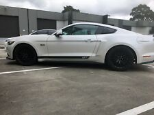 High Quality Side Stripes for Ford Mustang 2015-2017 super snake style