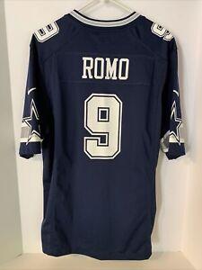 Tony Romo Nike On Field NFL Football Dallas Cowboys Jersey #9 - Medium NWOT