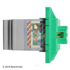 A/C Resistor Beck/Arnley 204-0083