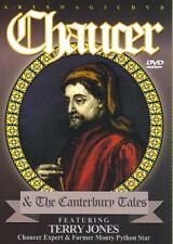 CHAUCER - THE ROAD TO CANTERBURY NEW DVD