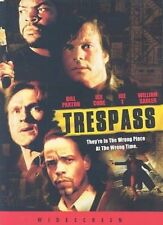 Trespass 0025192195723 With Bill Paxton DVD Region 1