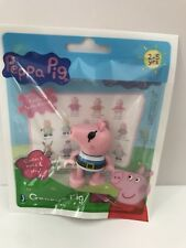 Peppa Pig Collect Build & Play - Construction Figure Bags - Pirate George Pig !