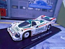 PORSCHE 962C 962 C Mugello 1985 #19 Torno Brun Bellof Boutsen 1/500 Spark 1:43