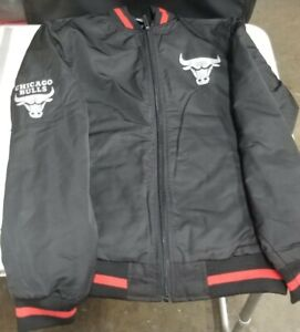 UNK FULL ZIP SZ SM JACKET * NBA CHICAGO BULLS * NEW WITH TAGS MSRP $150.00